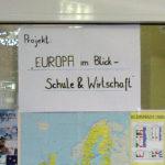 """""""Europa im Blick"""" im Friedrich-Engels-Gymnasium in Senftenberg"""