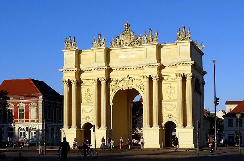 Brandenburgs Hauptstadt Potsdam. Foto: Pixabay/gemeinfrei