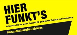 Brandenburg da geht was: EU-Förderung in Brandenburg
