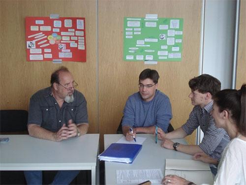 Fortbildungsklasse Potsdam 2015